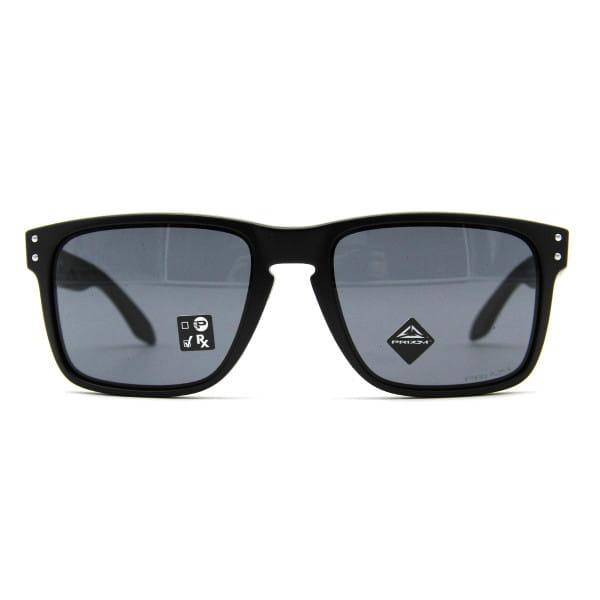 Holbrook XL Sonnenbrille - Schwarz - PRIZM Grau