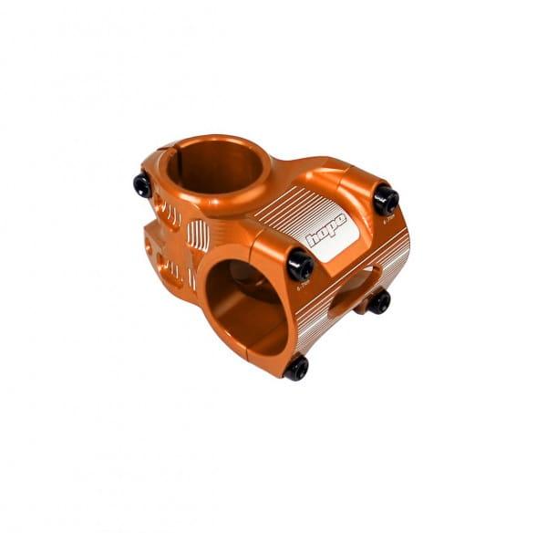 AM Vorbau Oversize 31.8 mm orange