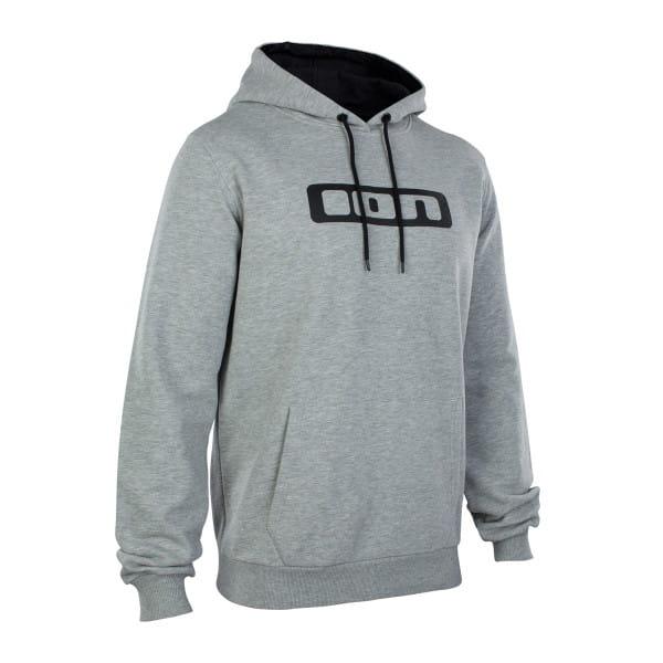 Logo Hoodie - Grau