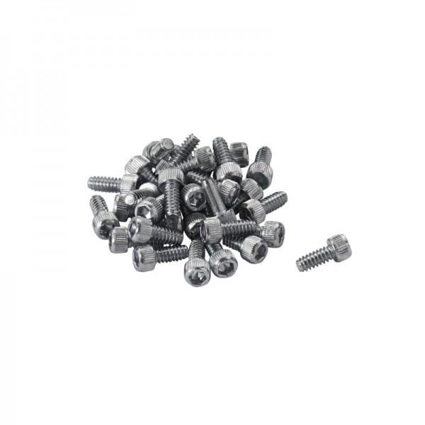 Ersatz Pins für Black ONE oder Escape Pedal - 32 Stück - Stahl