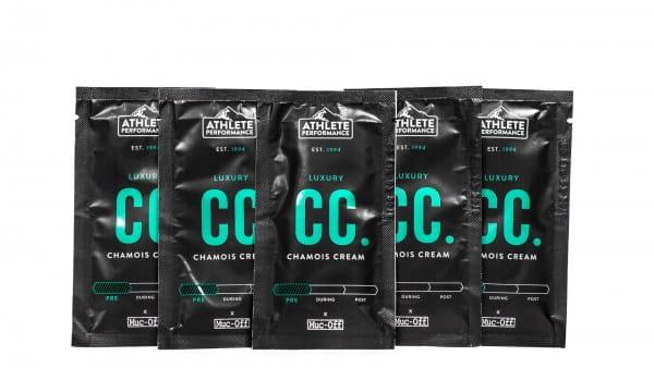 Chamois Cream - 10ml - 5er Pack
