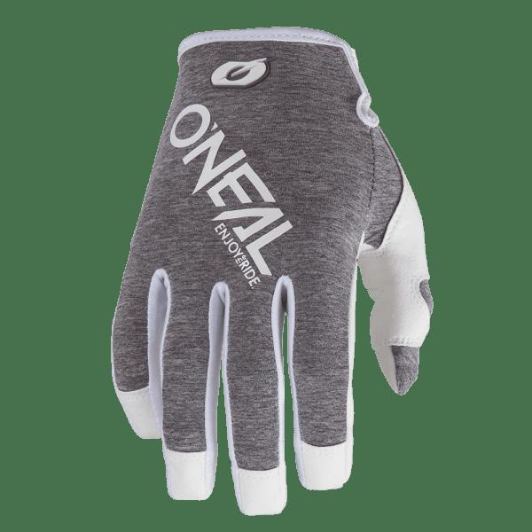 Mayhem Hexx Handschuhe - Weiss/Grau