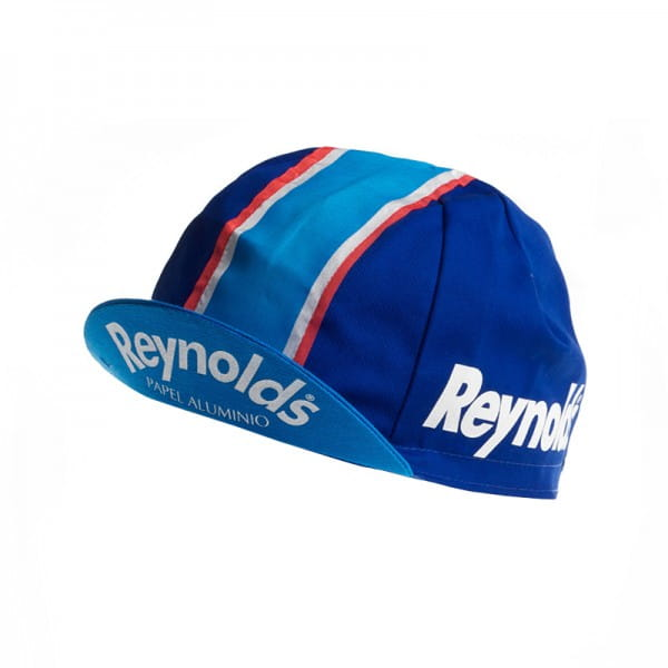 Vintage Cycling Cap - Reynolds
