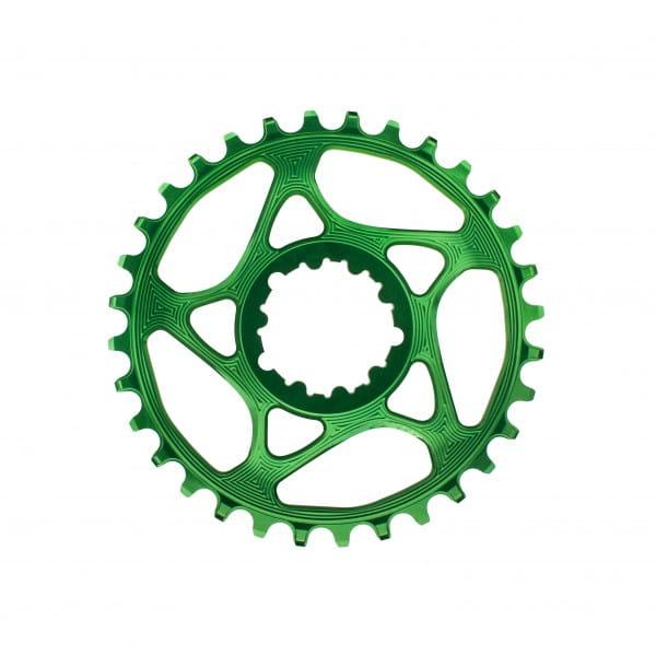 SRAM GXP Direct Mount Kettenblatt - 4.5 mm Offset - grün