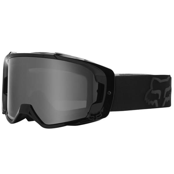 Vue Stray Goggle - Schwarz/Schwarz Verspiegelt