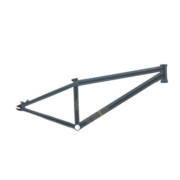 "Void - 26"" Dirt Jump Rahmen - Taubenblau"