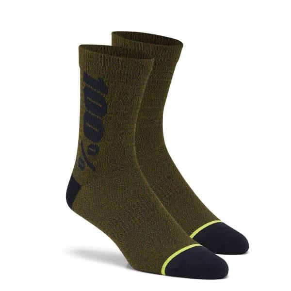 Rythym Socken - Grün