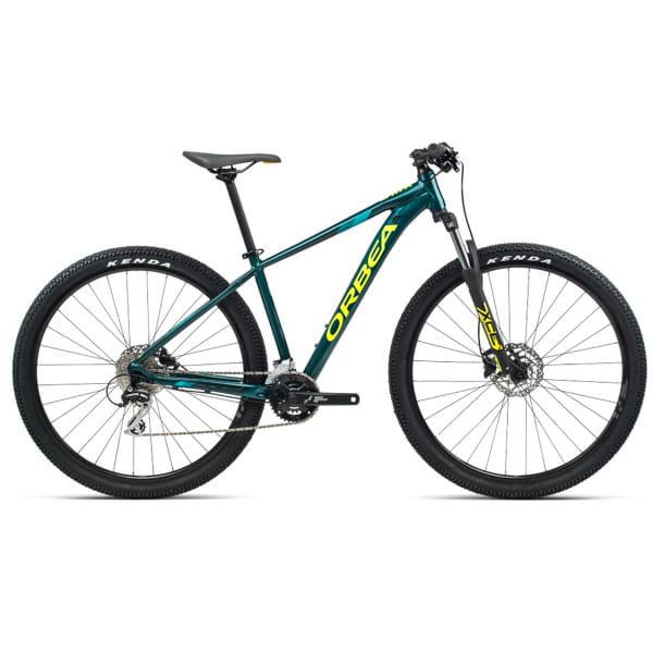 MX 50 - 27,5/29 Zoll MTB - Grün/Blau/Gelb