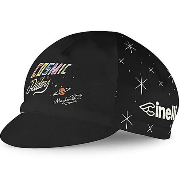 Cosmic Riders Cap - Black