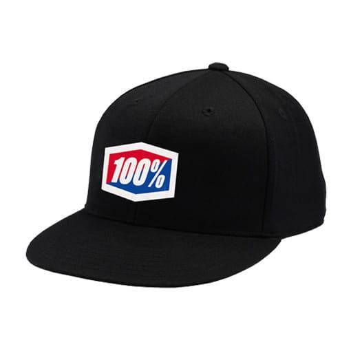 Icon Flexfit Cap - schwarz