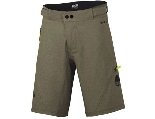 Carve Shorts - Olivegrün