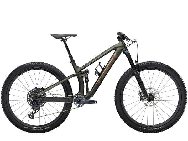 Fuel EX 9.8 GX Full-Suspenison - Satin Black Olive