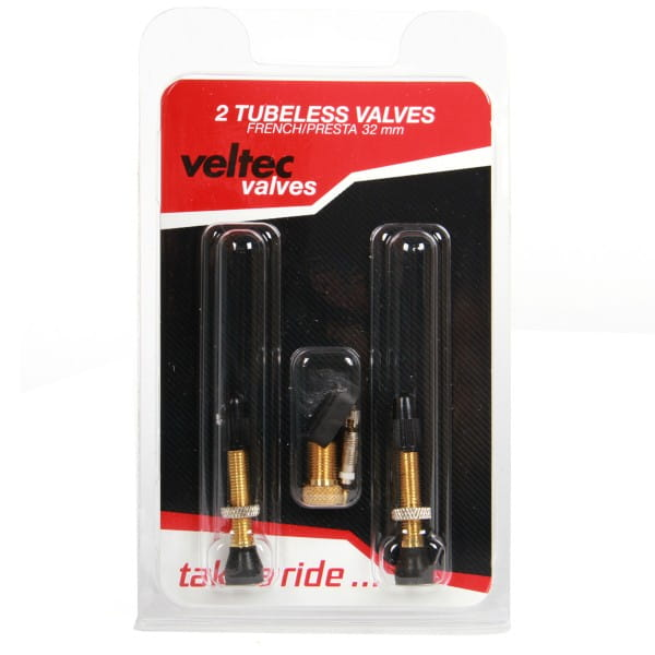 Tubeless Ventile Kit