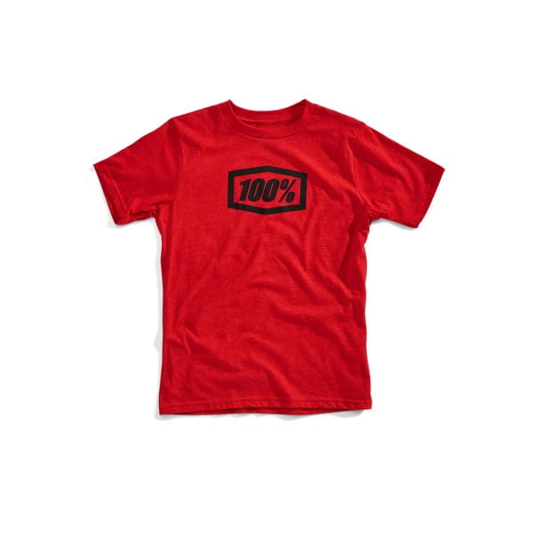 Essential Youth T-Shirt - Rot