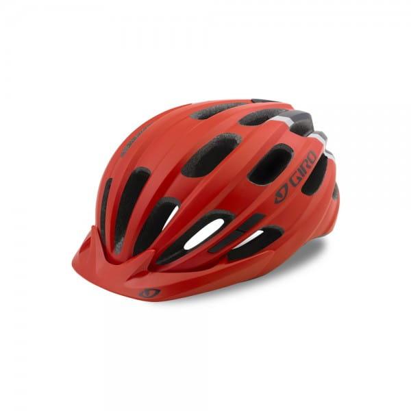 Hale Helm - matte red