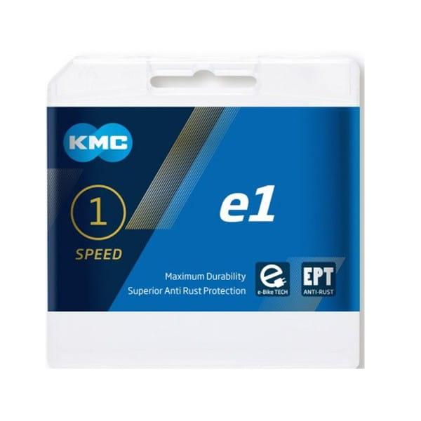 e1 EPT Kette 1-fach - Silber