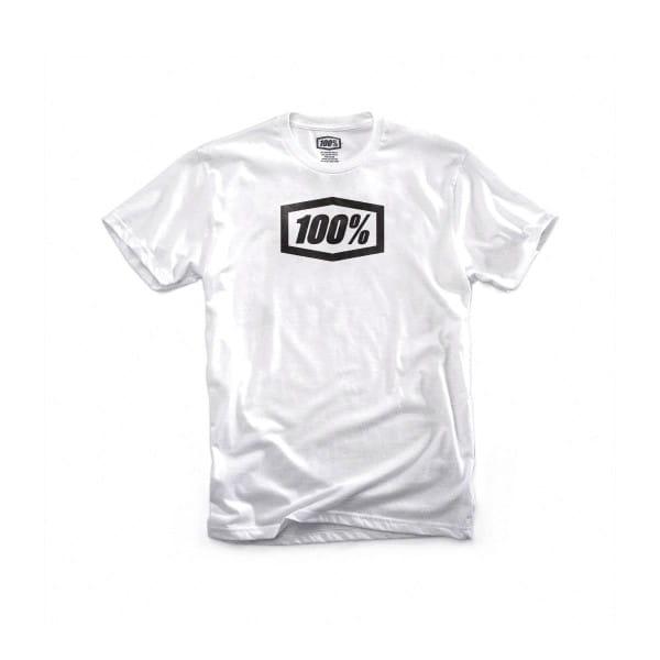 Essential T-Shirt - Weiss