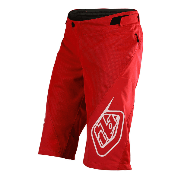 Sprint Jugend Shorts - Rot