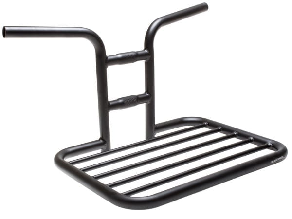 Flat Rack Lenkergestell - Matt Schwarz