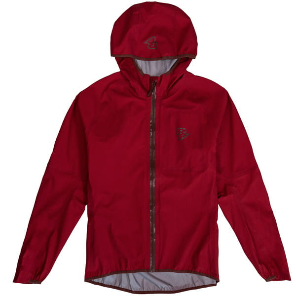 Conspiracy Jacket Deep Red