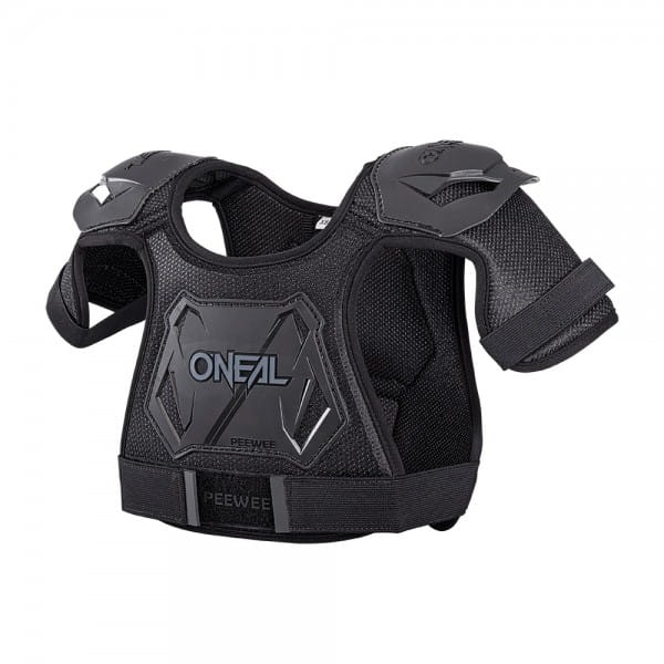 Peewee Chest Guard - Kids - black