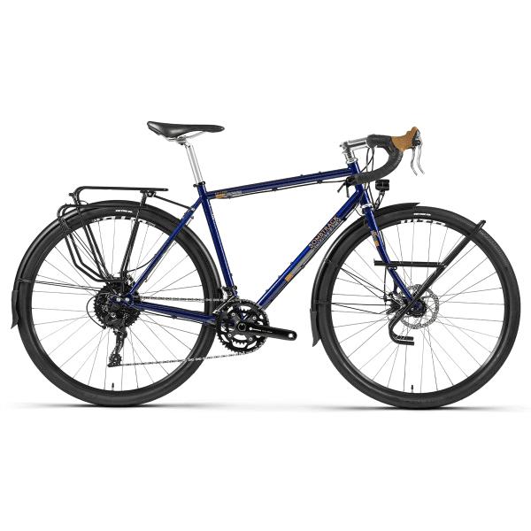 Arise Tour - metallic blue