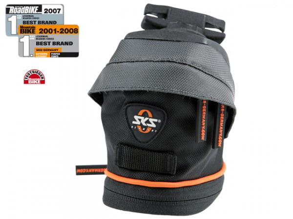 Race Bag Small Satteltasche
