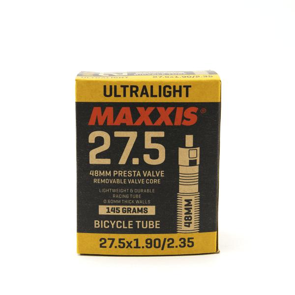 UltraLight Schlauch 27,5x1.90/2.35 SV Ventil 48 mm