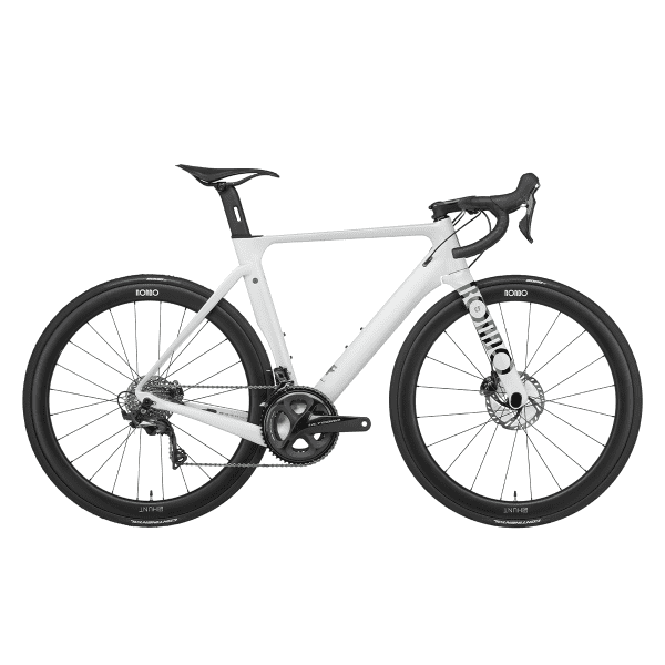 HVRT CF 1 Road Plus - White / Camo