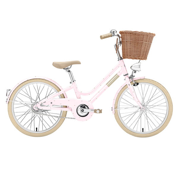 """Mini Molly 20"""" 3-Speed - Pink Chic"""