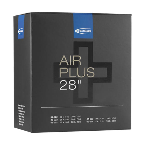 Nr. AV17 Schlauch 28 Zoll Air Plus