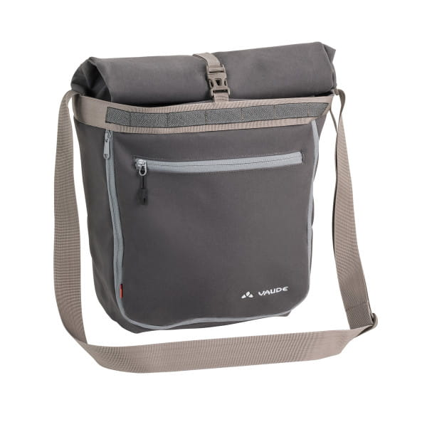 ShopAir Back - luggage carrier bag black
