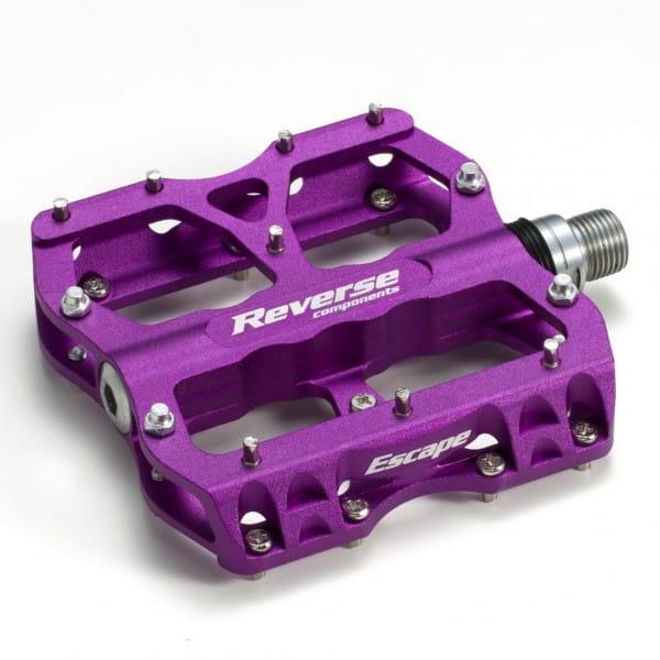 Escape Plattform Pedal - purple