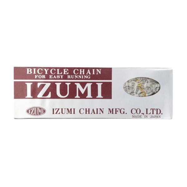 Standard Track Fahrradkette 1-Fach - Silber
