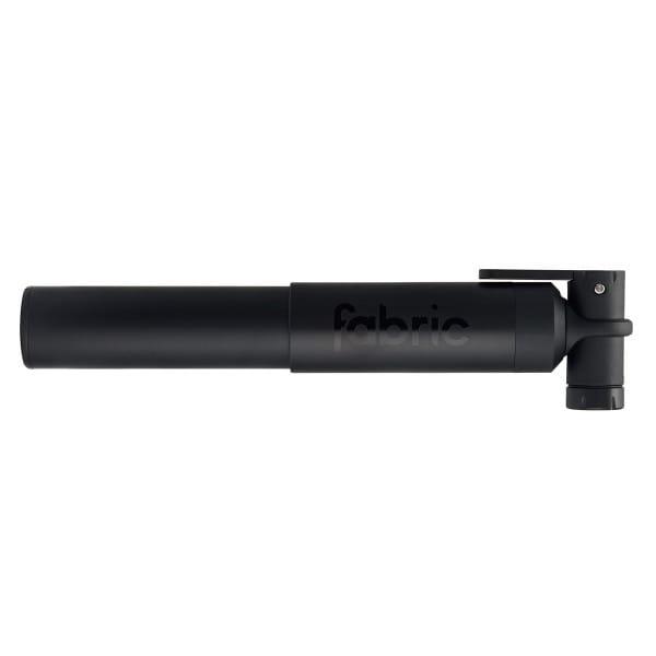 Millibar dual valve mini pump - black