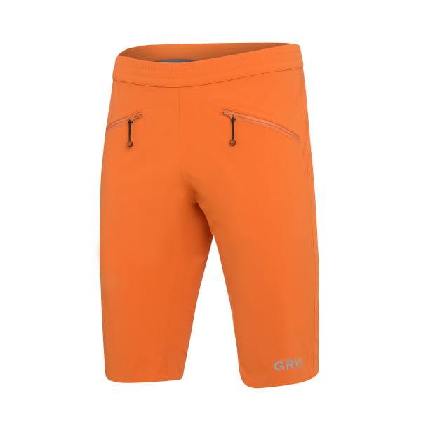 Rain Race Shorts 2 - Orange
