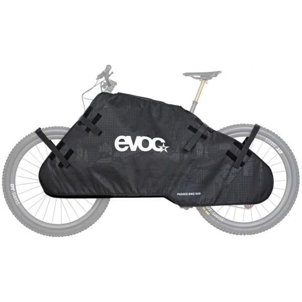 Padded Bike Rug - Transportschutz - Schwarz