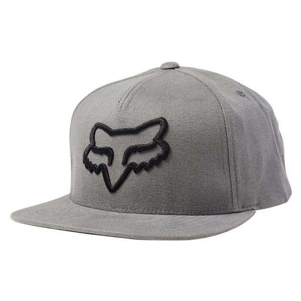Instill Snapback Cap - Gray