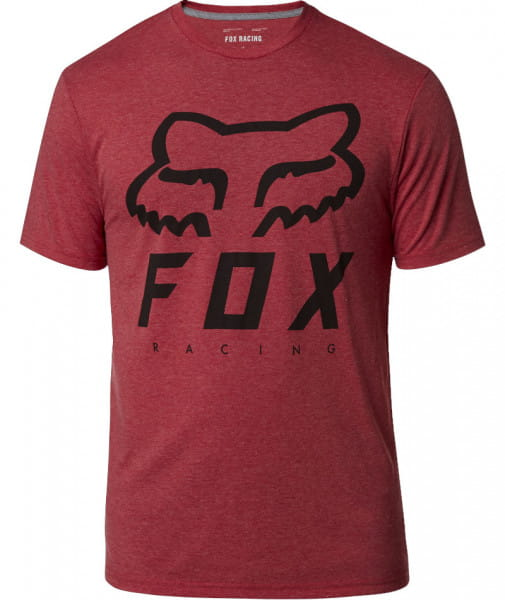 Heritage Forger Tech T-Shirt - Rot