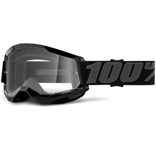 Strata Gen.2 anti fog Brille Clear - Schwarz