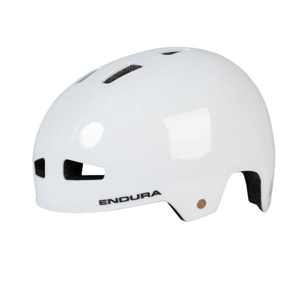 PissPot Helm - White