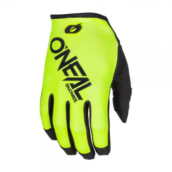 Mayhem Two-Face Glove Handschuh - black/neon yellow - 2018