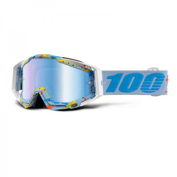 Racecraft Goggle Anti Fog Mirror Lens - Hyperloop
