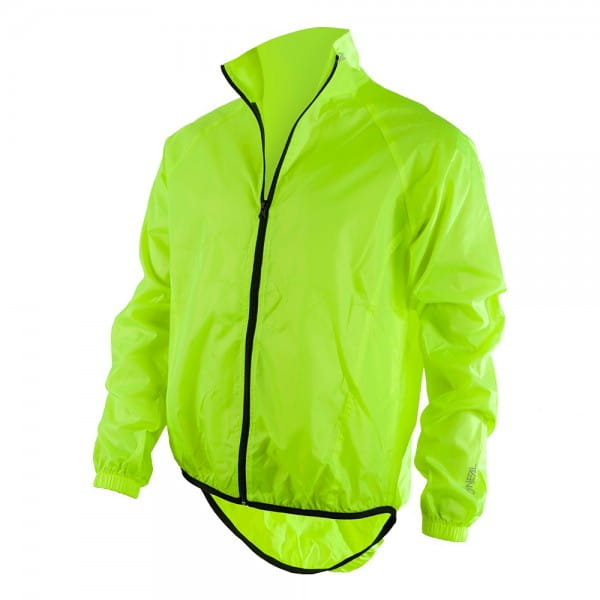 Breeze Regenjacke - neon yellow