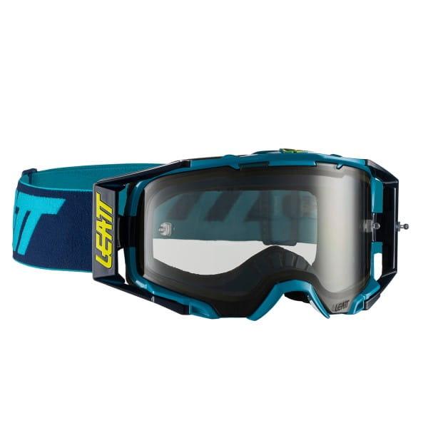Velocity 6.5 Goggles Anti Fog Lens - Blau
