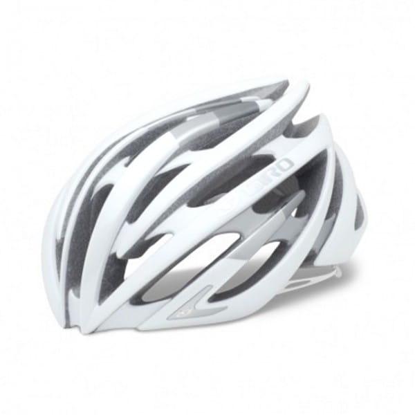 Aeon Helmet - Matt White / Silver