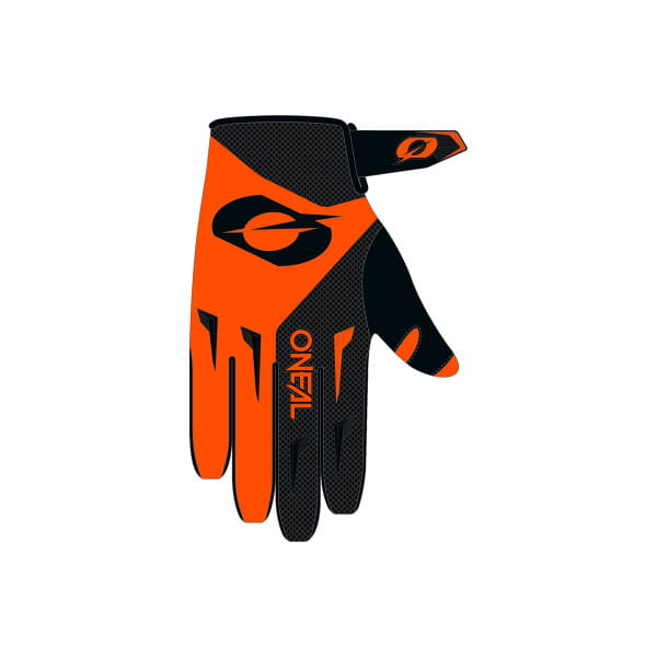 Element - Handschuhe - Orange/Schwarz