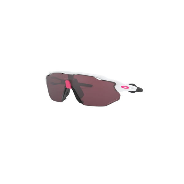 Radar EV Advr Sonnenbrille - Poliert Weiß - PRIZM Road Blk