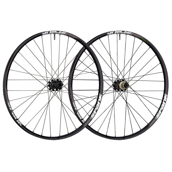 359/350 Vibrocore Wheelset 29 Boost - Black