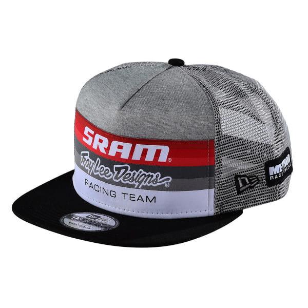 SRAM Racing Snapback Cap - Grau